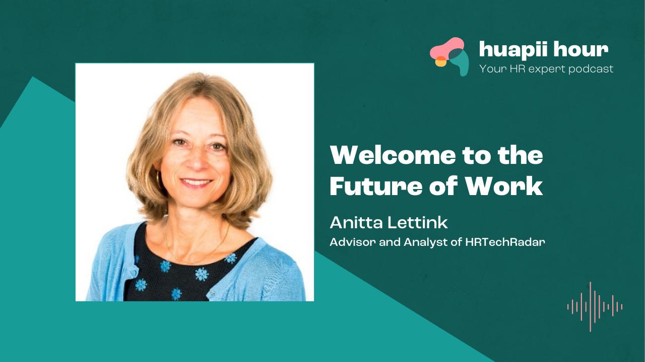Anita Lettink Podcast huapii